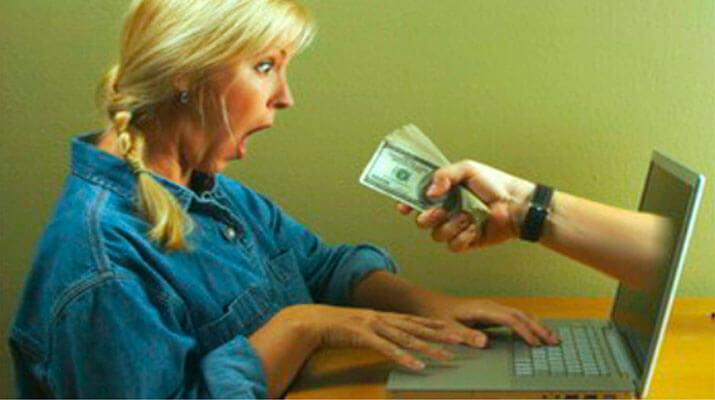 Как Женщине за 40 Заработать Деньги в Интернете?
