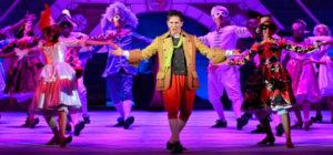 23 июня в Национальной оперетте мюзикл «Труффальдино из Бергамо»