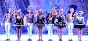 «Моцарт Underground…» — новое видение произведений Моцарта, воплощение музыки гения в танце